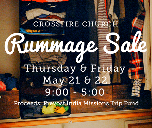 Rummage Sale Graphic - May 2015 - Copy